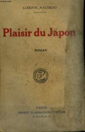 Plaisir Du Japon. - Couverture - Format classique