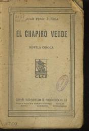 El Chapiro Verde - Couverture - Format classique