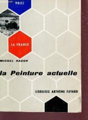 Le Peinture Actuelle. - Couverture - Format classique