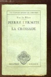 Pierre l'Ermite et la Croisade - Couverture - Format classique