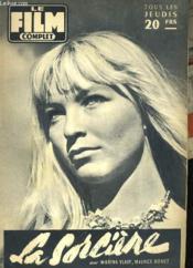 Film Complet N° 579 - La Sorciere - Couverture - Format classique