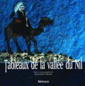 Tableaux De La Vallee Du Nil - Couverture - Format classique