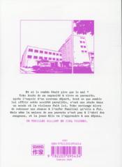 Sangsues t.3 - 4ème de couverture - Format classique