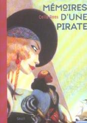 Memoires D'Une Pirate - Couverture - Format classique