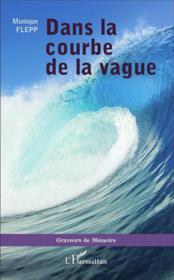 Dans la courbe de la vague - Couverture - Format classique