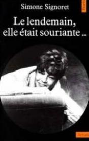 Lendemain, Elle Etait Souriante... (Le) - Couverture - Format classique