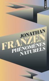 Phénomènes naturels - Couverture - Format classique