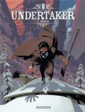 Undertaker T.6 ; Salvaje - Couverture - Format classique