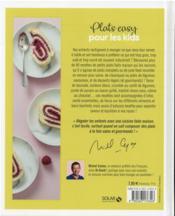 En cuisine avec Dr Good ; plats easy pour les kids - 4ème de couverture - Format classique