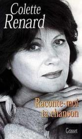 Raconte-Moi Ta Chanson - Couverture - Format classique