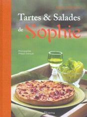 Tartes Et Salades De Sophie - Intérieur - Format classique