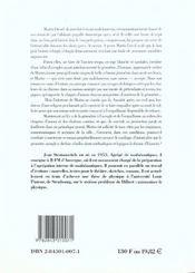 Le roman périodique - 4ème de couverture - Format classique