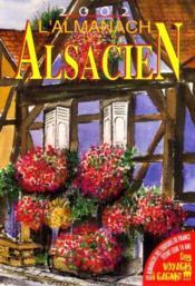 Almanach Alsace 2002 - Couverture - Format classique