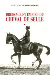 Dressage/du cheval de selle - Couverture - Format classique