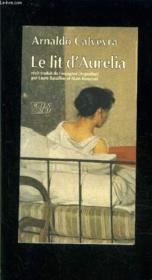 Le Lit D'Aurelia - Couverture - Format classique