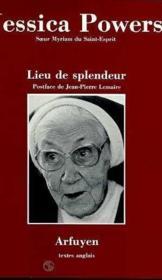 Lieu De Splendeur - Couverture - Format classique