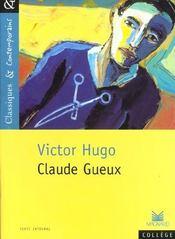 Claude Gueux - Intérieur - Format classique