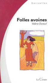 Folles Avoines - Couverture - Format classique
