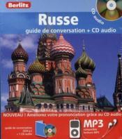 Russe ; coffret guide conversation - Couverture - Format classique