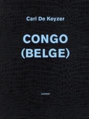 Congo (belge) - Couverture - Format classique