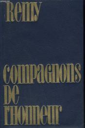 Compagnons De L'Honneur. - Couverture - Format classique