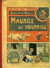 Maurice En Nourrice - Couverture - Format classique