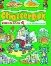 Chatterbox 4: Pupil'S Book - Couverture - Format classique