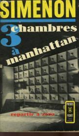 Trois Chambres A Manhattan - Couverture - Format classique