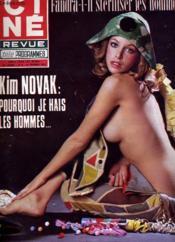 Cine Revue - Tele-Programmes - 52e Annee - N° 8 - Les Galets D'Etretat - Couverture - Format classique