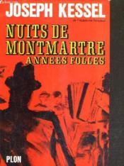 Nuits De Montmartre. - Couverture - Format classique