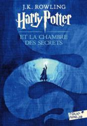 Harry Potter T.2 ; Harry Potter et la chambre des secrets - Couverture - Format classique