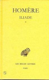 Iliade t.2 - Couverture - Format classique