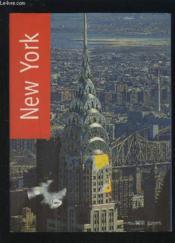 New York - Couverture - Format classique