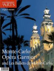 Connaissance Des Arts ; Monte-Carlo, Opéra Garnier And Les Ballets De Monte-Carlo - Couverture - Format classique