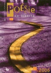 Poésie en liberté (édition 2006) - Couverture - Format classique