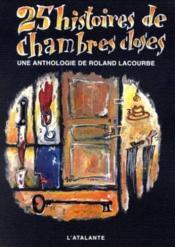 25 Histoires De Chambres Closes - Couverture - Format classique