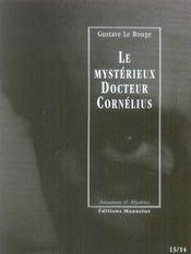 Le mystérieux docteur Cornélius t.13 et t.14 - Intérieur - Format classique
