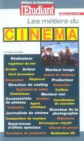 Les métiers du cinéma - Intérieur - Format classique
