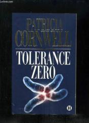 Tolérance zéro - Couverture - Format classique