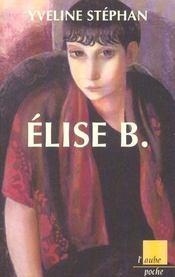 Elise B - Intérieur - Format classique