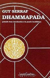 Dhammapada (Par G. Serraf) - Couverture - Format classique