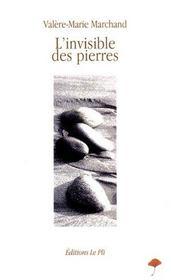 L'invisible des pierres - Intérieur - Format classique