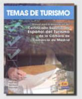 Temas de turismo libro del alumno - Couverture - Format classique