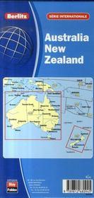 Australie Nouvelle-Zélande - 4ème de couverture - Format classique
