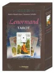 Lenormand tarot ; coffret - Couverture - Format classique