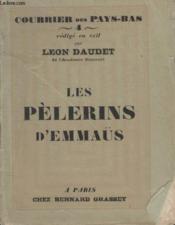 Les Pelerins Demmaus. - Couverture - Format classique