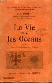 La Vie Dans Les Oceans. Collection : Bibliotheque De Philosophie Scientifique. - Couverture - Format classique