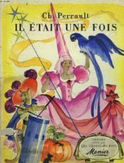 Couverture De : Il Etait Une Fois. Contes Edites Par Les Chocolats Fins Menier. - Couverture - Format classique