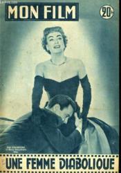 Mon Film N° 540 - Une Femme Diabolique - Couverture - Format classique