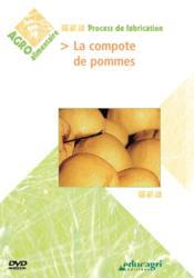 La compote de pommes (dvd) - Couverture - Format classique